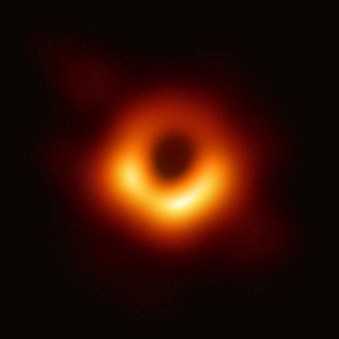 Black hole powehi
