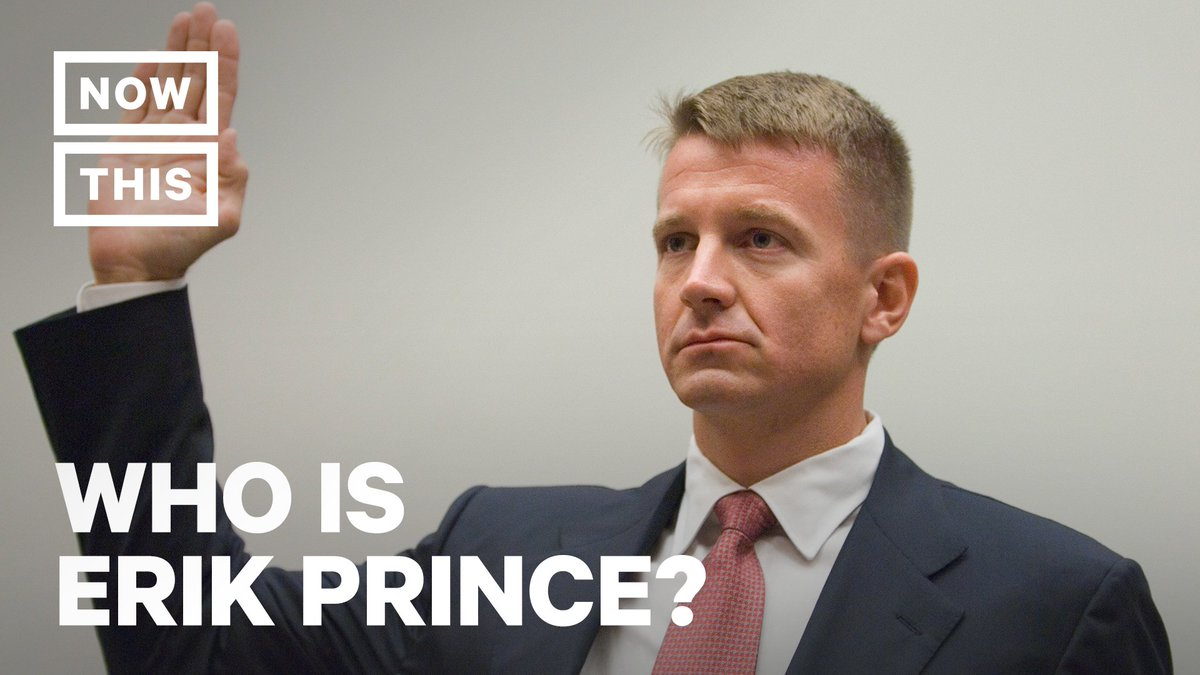 BREAKING: A UN report says Betsy DeVos' brother Erik Prince violated an int'l arms embargo on Libya by deploying a force of mercenaries to help a militia leader try to overthrow the gov't, according to reporting by @nytimes. Here's what else you need to know about the Trump ally