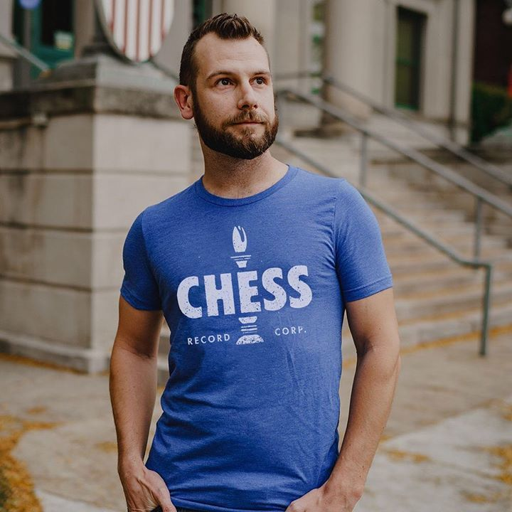 New! Chess Records was a prominent blues label of the 1950's and 60's founded in Chicago, Illinois   Do you have a favorite Chess artist? Get the shirt at http://bygonebrand.com/chess-records-tee …