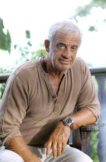 Happy Birthday to Jean Paul Belmondo!