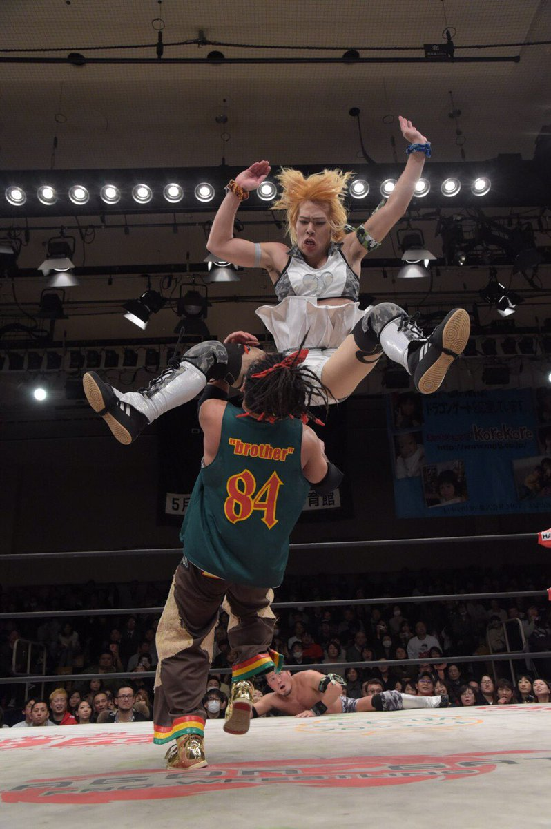 "Dragon Gate: ""The Gate Of Passion 2019"" Regresa Yosuke Santa María 6"