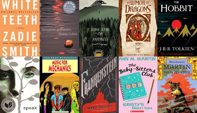 11 YA authors on the book that changed their life. bit.ly/2IclhVC