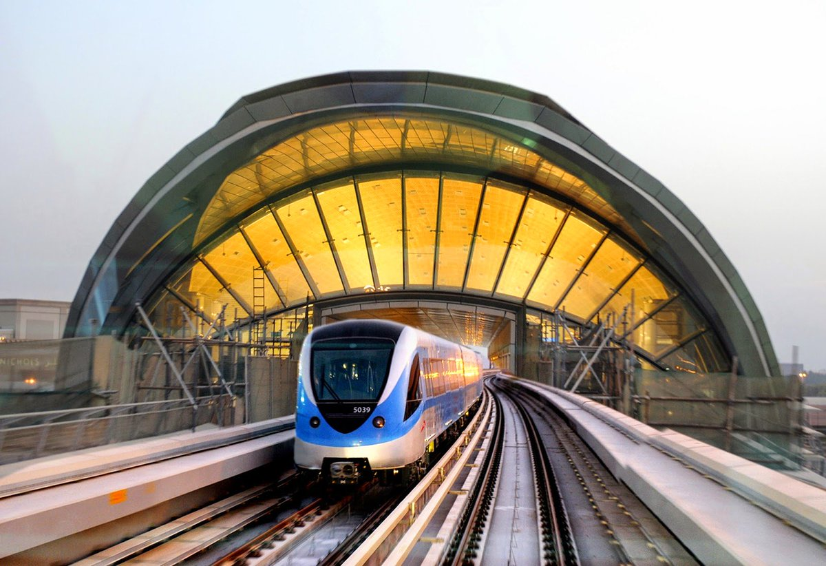 #Rta restores Metro service between #DMCC and Ibn Battuta stations as of April 19  #DNG #Dubai #Dubainewsgate #IbnBattuta #MetroService #RailAgency #Technology #UAE