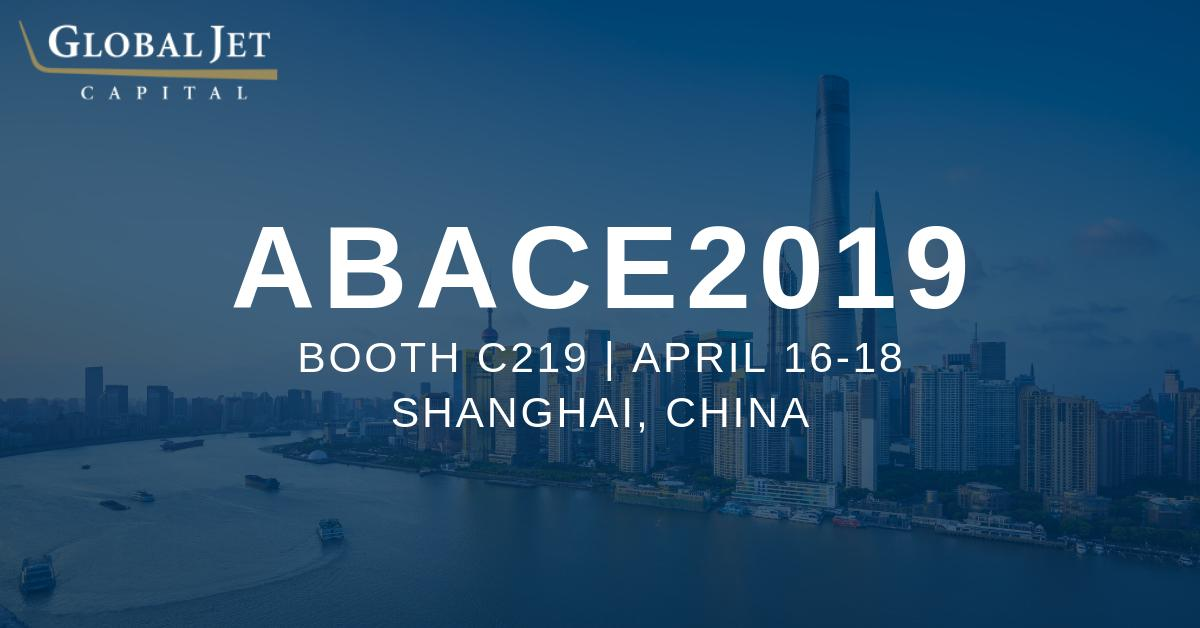 Visit us at booth C219 next week at the Asian Business Aviation Conference & Exhibition in Shanghai, China from April 16-18. #bizav #abace #abace2019