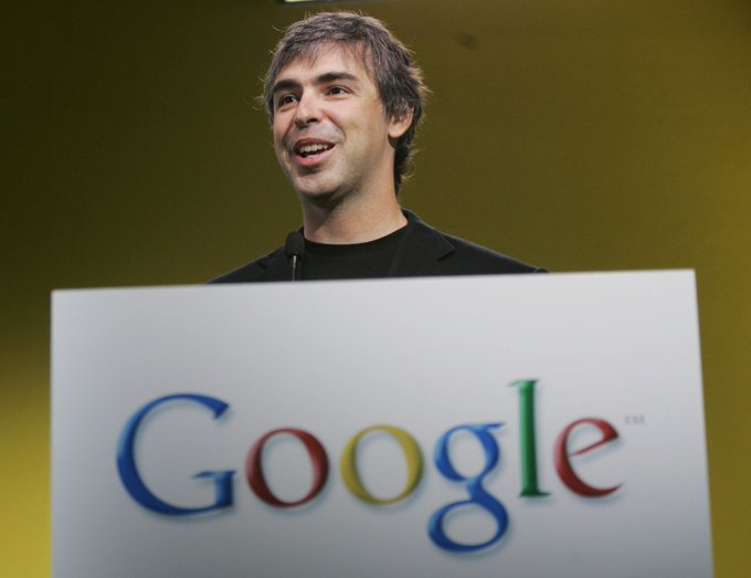 Happy 10th Cererian Birthday Larry Page!  Remessage