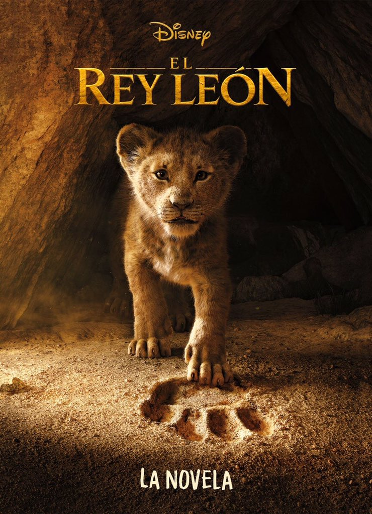 El Rey Leon (La novela) – John Jackson Miller