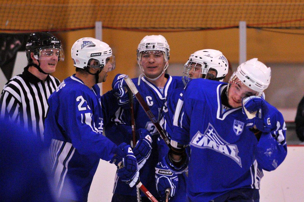 Greek Ice Hockey Championship