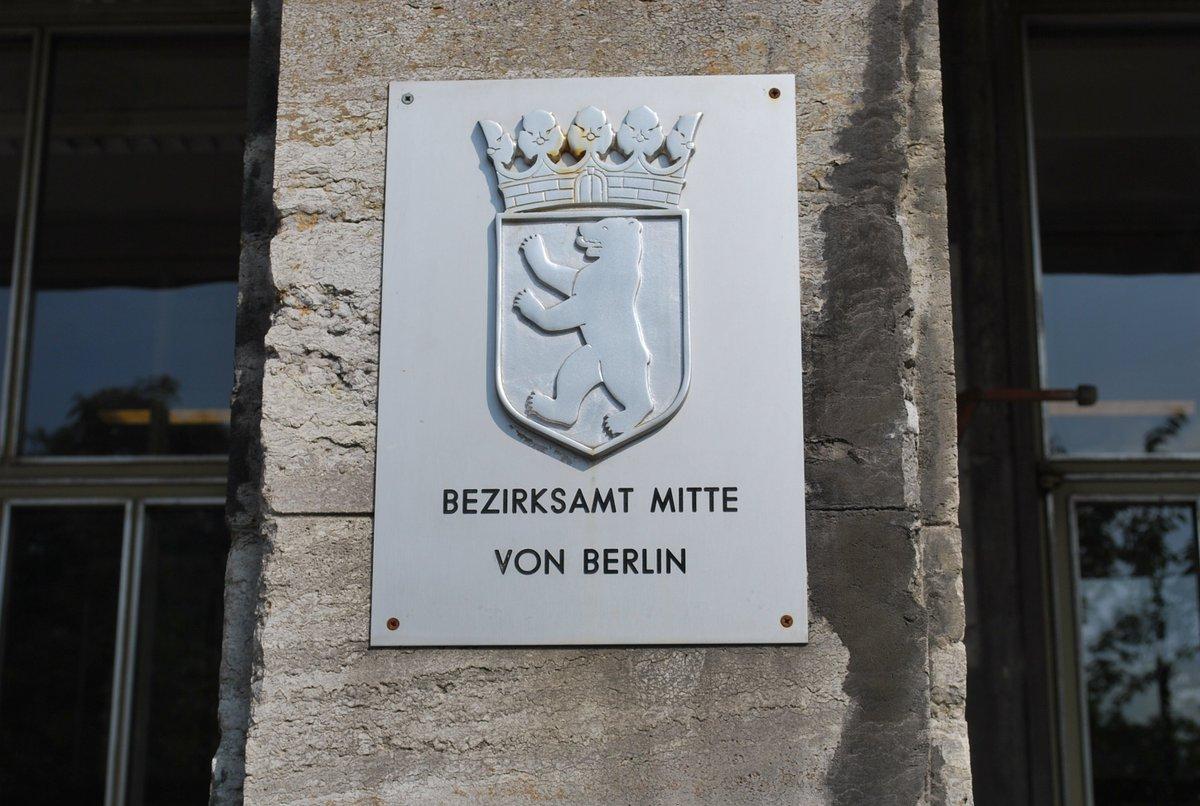 Bezirksamt Mitte's photo on #Mitte