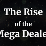 Image for the Tweet beginning: The Rise of the Mega