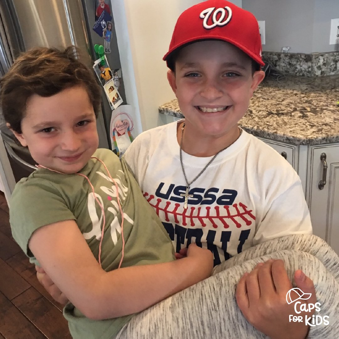 7cbd5f6df It was someone special to her brother. Ellee asked for a cap signed by MLB  baseball player, @bryceharper3pic.twitter.com/DTk7J1iF9y