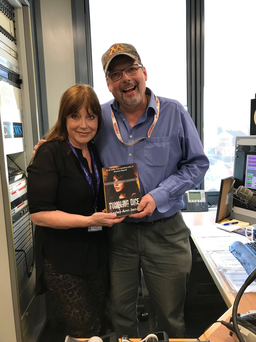 Tom Rivers On Twitter What A Great Interview Leslie Ann Jones Tumbling Dice Her Memoirs As Fleet Street Showbiz Correspondent Extraordinaire In The 80s And 90s A Great Jog Down Memory