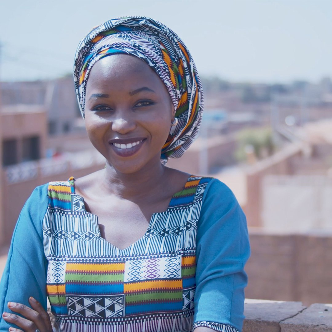 This young Nigerien woman is coding apps, saving lives and proving that a girl can do anything. #GenUnlimited