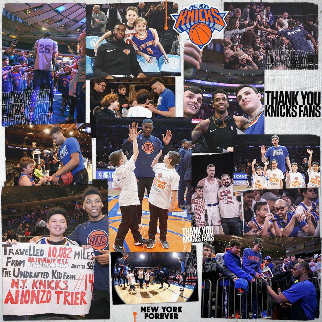 Game 8️⃣2️⃣ #JrKnicks