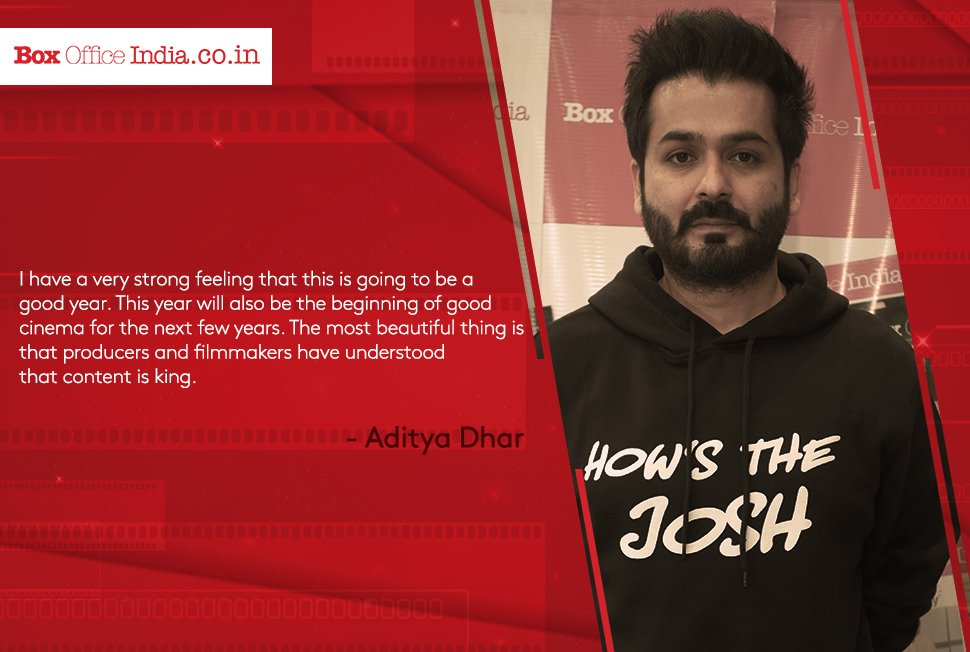 Writer-Director @AdityaDharFilms shares his thoughts about Bollywood films that released in the first quarter of 2019 and his expectations for the rest of the year.  https://boxofficeindia.co.in/glass-quarter-full-0…
