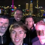 Cool night playing Chinese football with these legends! 👑 Focus on this weekend now. Round 3! 🇨🇳
