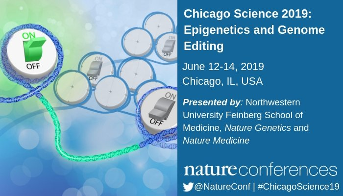 The Deadline To Submit Your Abstracts And Present Research In Front Of Leaders Epigenetics Genome Editing