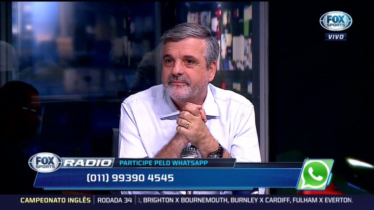 FOX Sports Brasil's photo on #fsradiobrasil