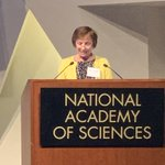 Image for the Tweet beginning: NJAC's @EdnaCadm testifies at #NationalAcademyofScience