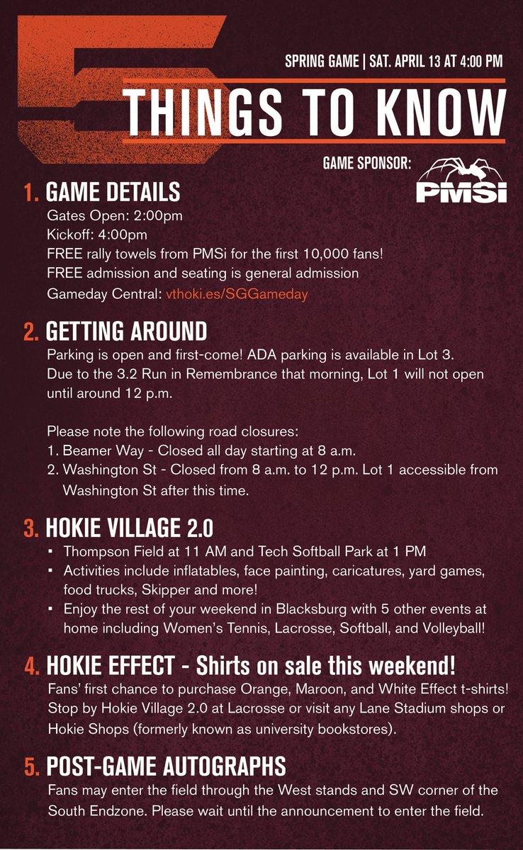 Virginia Tech Football on Twitter: