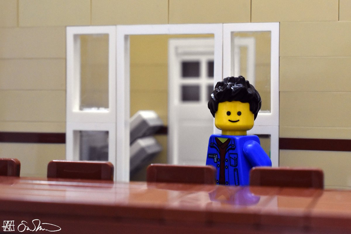 Attending a meeting scheduled for Thursday, the grad student realizes today is Wednesday.