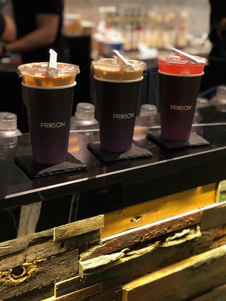 كافيه بريزون PRISON CAFE