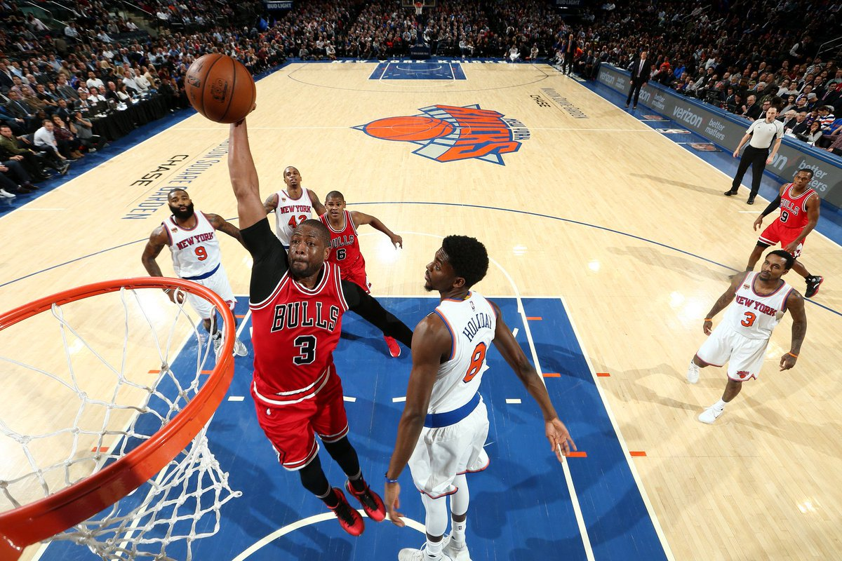.@DwyaneWade was a scorer but he filled up the stat sheet night in and night out in so many other ways, from steals to blocked shots to making all the little plays that make a huge difference.
