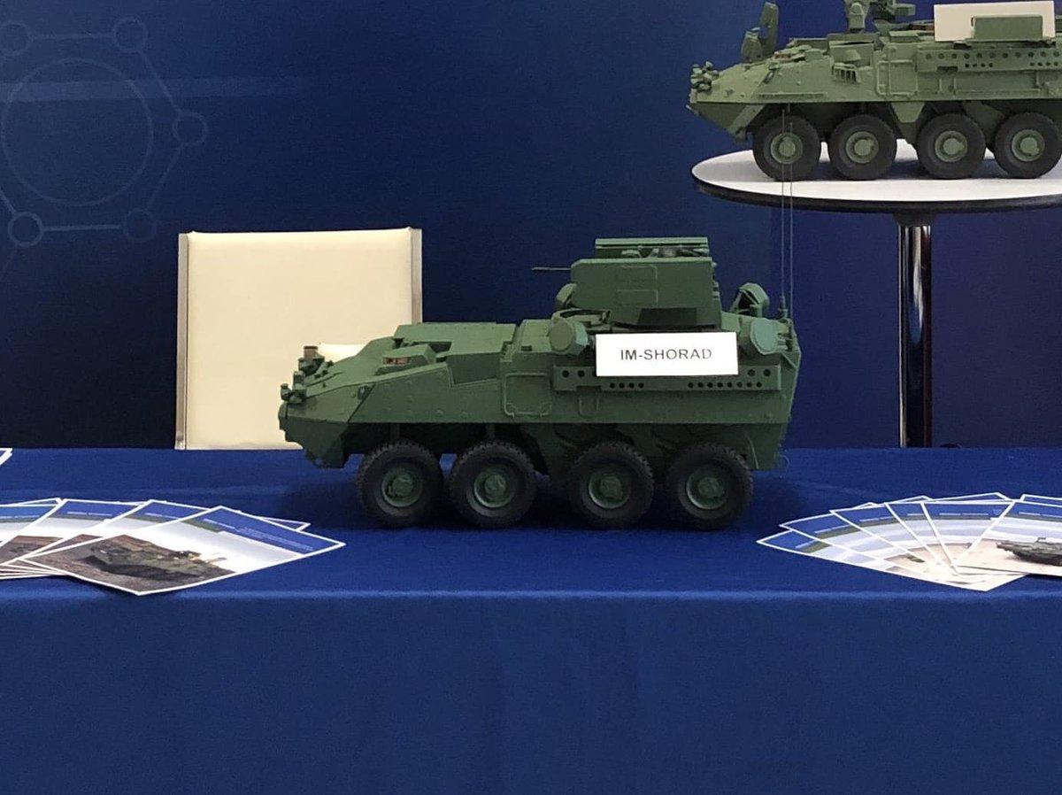 IM-SHORAD منظومه دفاع جوي متحركه قصيره المدى من شركة General Dynamics الامريكيه  D4-3CmWX4AAEHKK