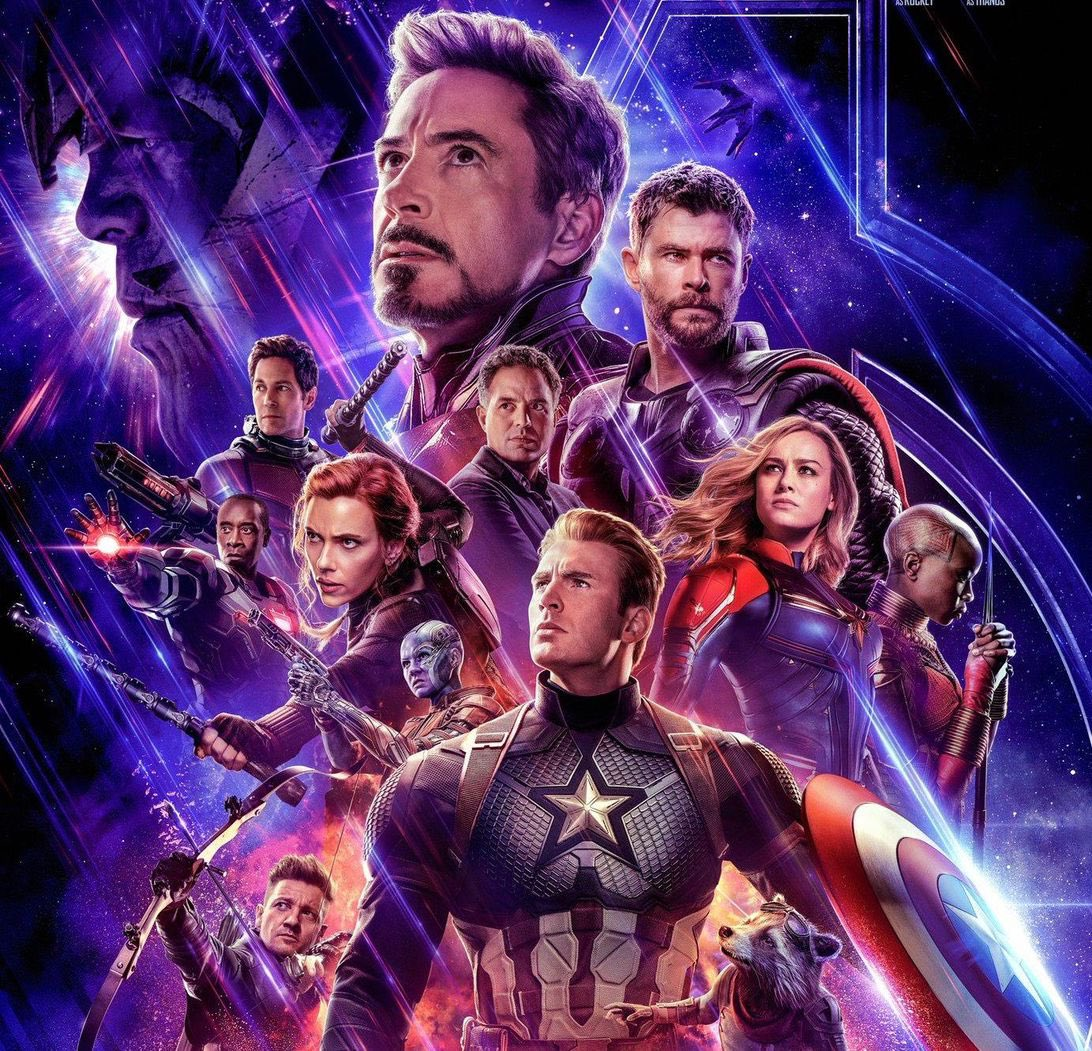 Sarah O'Connell's photo on #AvengersEngame