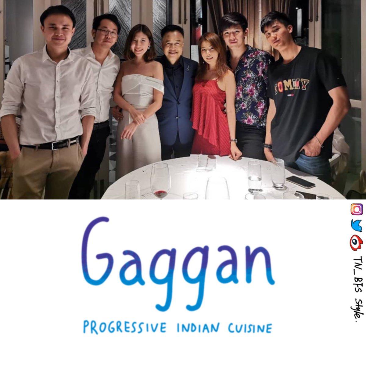 "20190424   TayNew-""a wonderful night in Gaggan"" PIC: @sananthachatth   #เตนิว   #TayNew #โพก้า #Newwiee #ฮันนี่ #Tawan_V #ชาวบ้าน #taynewfashionstyle<br>http://pic.twitter.com/qn1xssRu4P"