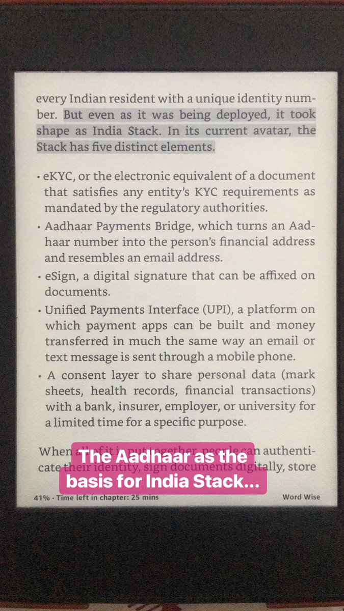 Some parts of the vision - building a stack using Aadhaar as the basis, scaling up solutions, reducing leakage... <br>http://pic.twitter.com/TPuJcUae5N
