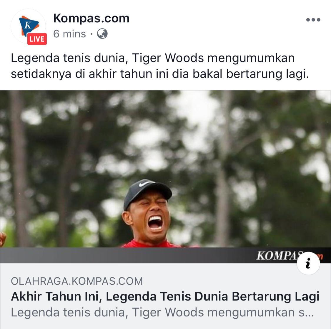 Ngawur! Jelas-jelas Tiger Woods itu atlet senam lantai. olahraga.kompas.com/read/2019/04/2…