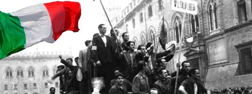 25 aprile, festa della liberazione: una festa di t...