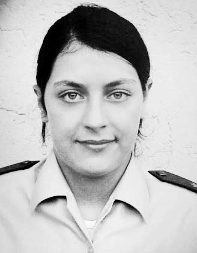 Heute vor 12 Jahren, am 25. April 2007, wurde die Polizeibeamtin Michèle Kiesewetter vom #NSU in #Heilbronn ermordet. Sie war 22 Jahre alt. Ihr Kollege Martin A. überlebte schwerverletzt.  #KeinVergessen  #KeinSchlussstrich
