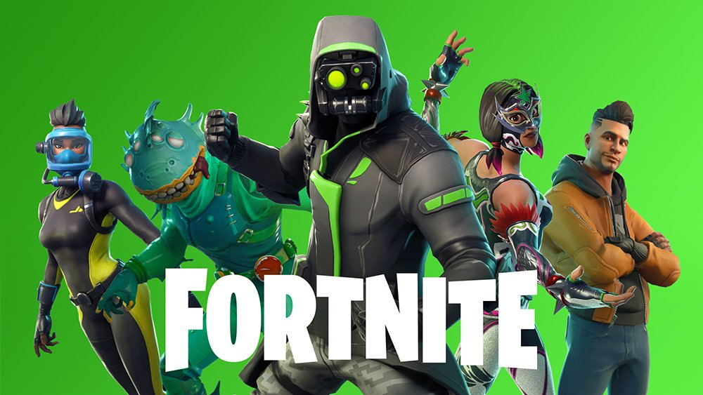 『Fortnite』 Xbox One 版日本配信開始