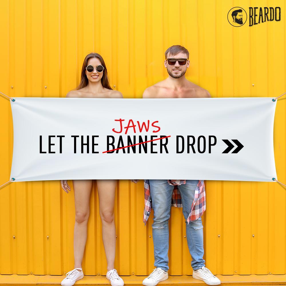 Jaw drop guaranteed!  #Beardo #BeBeardo