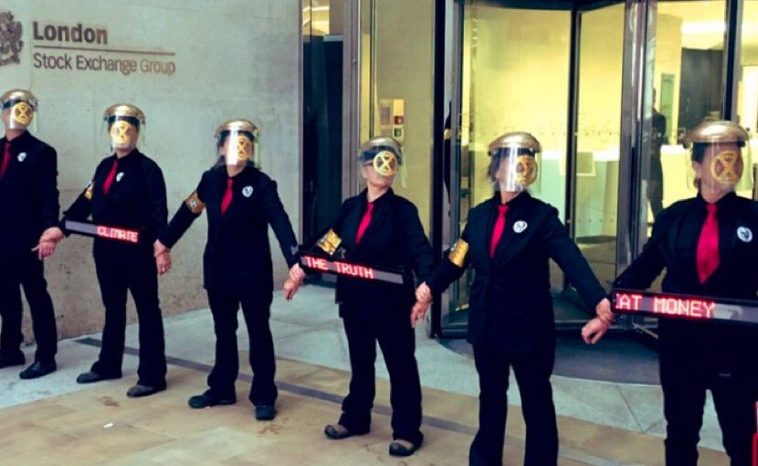 Julia Hartley-Brewer's photo on London Stock Exchange