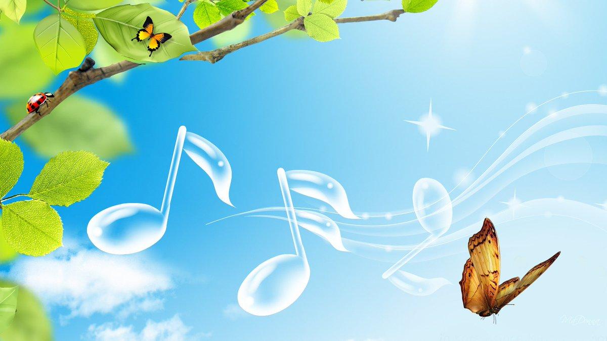 Картинка музыка и экология