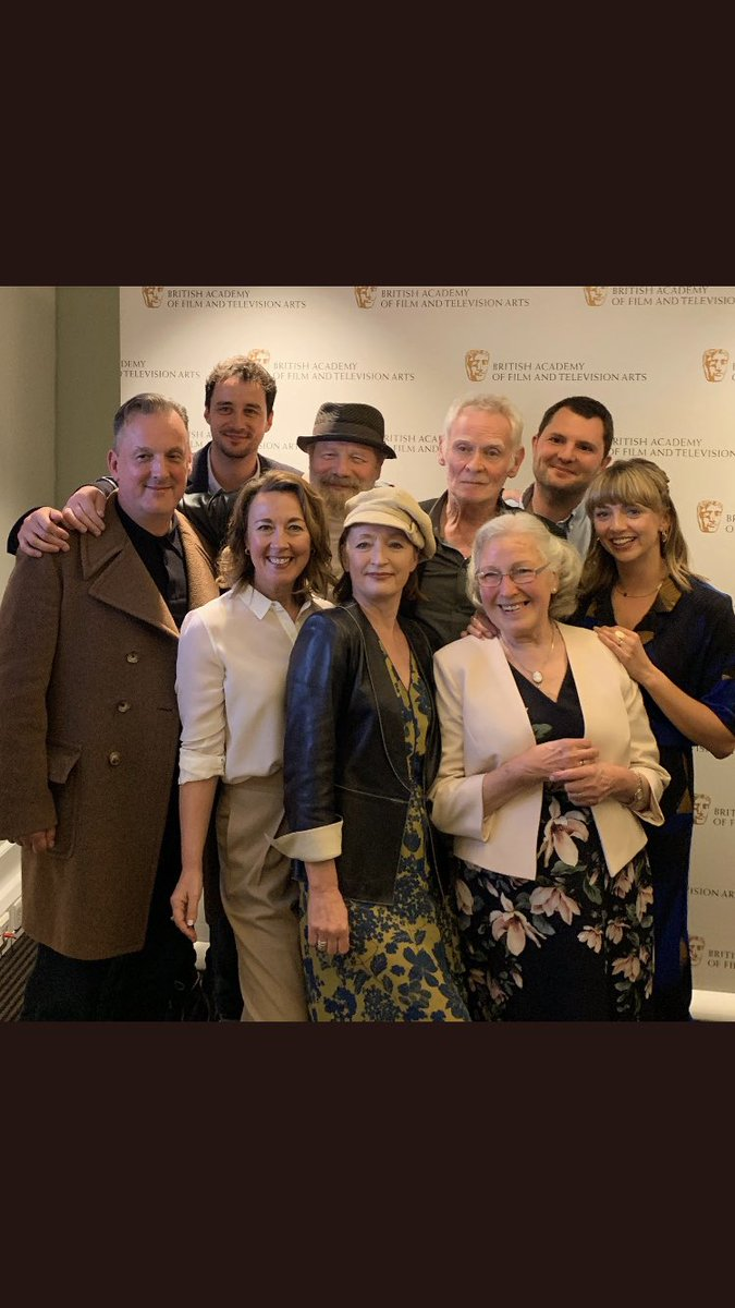 We watched the first 2 episodes of #MumBBC @BAFTA  last night. I cried 4 times. What a privilege to share it with this dream team. Coming soon... @bigtalk @BBCTwo @SamSwainsbury<br>http://pic.twitter.com/gKQxQ5d70Q