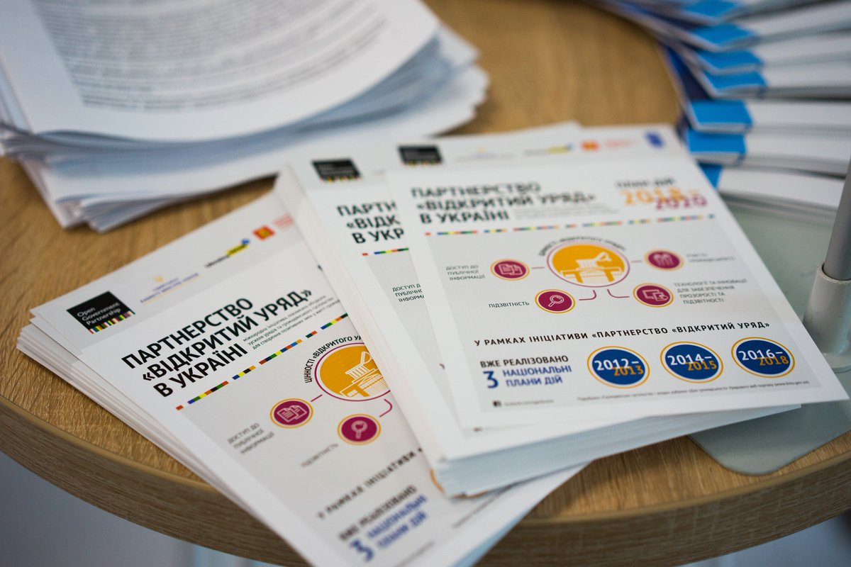 🇺🇦 is one of the leaders in Eurasia in terms of scale of events, held during 2019 #OpenGovWeek. What are the new approaches we applied to align with OGP's priorities? And what are the challenges in implementing the #OGP action plan 🇺🇦? Read in our blog:🔗https://bit.ly/2L1ZLFw