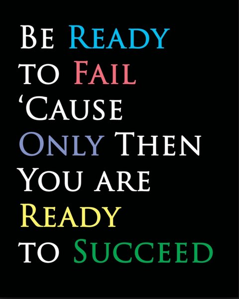 Good Tuesday morning friends! We will fail. It's when we can see failing as opportunity, that we can turn it into success! #bfc530 <br>http://pic.twitter.com/U8xR5IzGhw