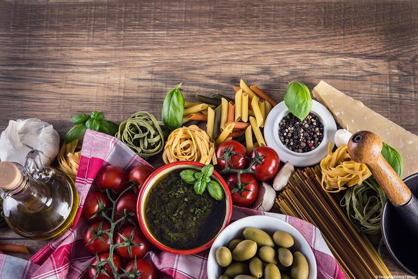 Средиземноморская Диета И Кухня. Средиземноморская диета: меню на неделю, рецепты