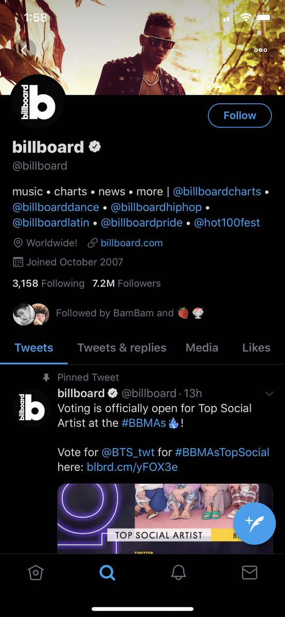 first they leave out got7 and exo's photos in the announcement of the artists, and now their pinned tweet.... i feel so sorry for everyone who's working so hard when it literally feels like we've already lost... why the hell is billboard like this <br>http://pic.twitter.com/bGHWgA35M6