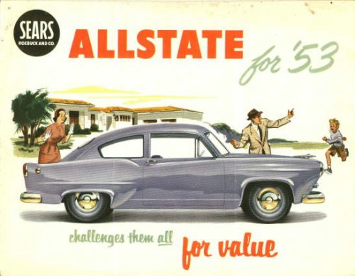 66 years ago today (23 April 1953) the last Allstate automobile was produced. https://bit.ly/2p8KJ4d