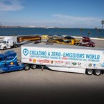 #EarthDay is April 22, and what better day for #Toyota to unveil an all-new #zeroemission #fuelcell truck? The new-generation fleet of #earthfriendly 🌏 trucks will begin freight transport around the Port of Los Angeles from this fall. Learn more 👉 https://t.co/8g7yQILASu