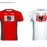 Image for the Tweet beginning: Estas son las camisetas de