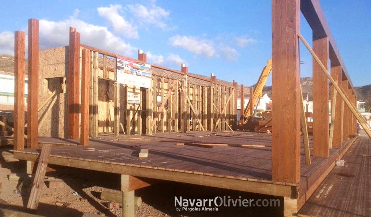 Navarrolivier Ar Twitter Chiringuito De 150 M2 Construido