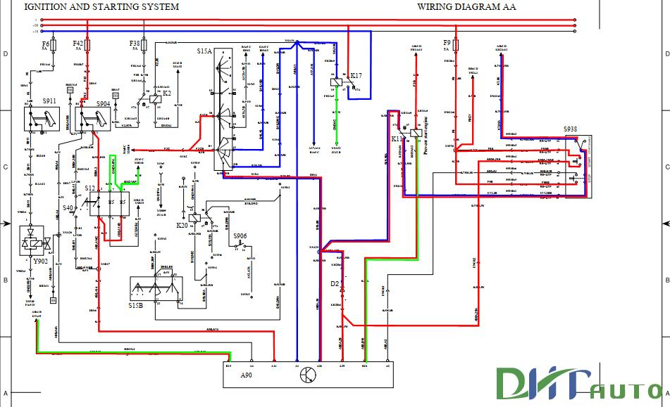 Admirable Volvo B12M Wiring Diagram Wiring Diagram Data Wiring Database Gramgelartorg