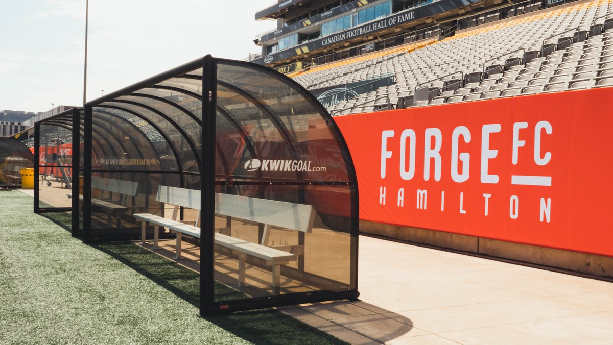 Feel real yet? 🏟  #ForgeFC | #CanPL