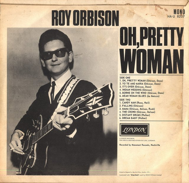 Happy birthday to rock star and Texas native Roy Orbison