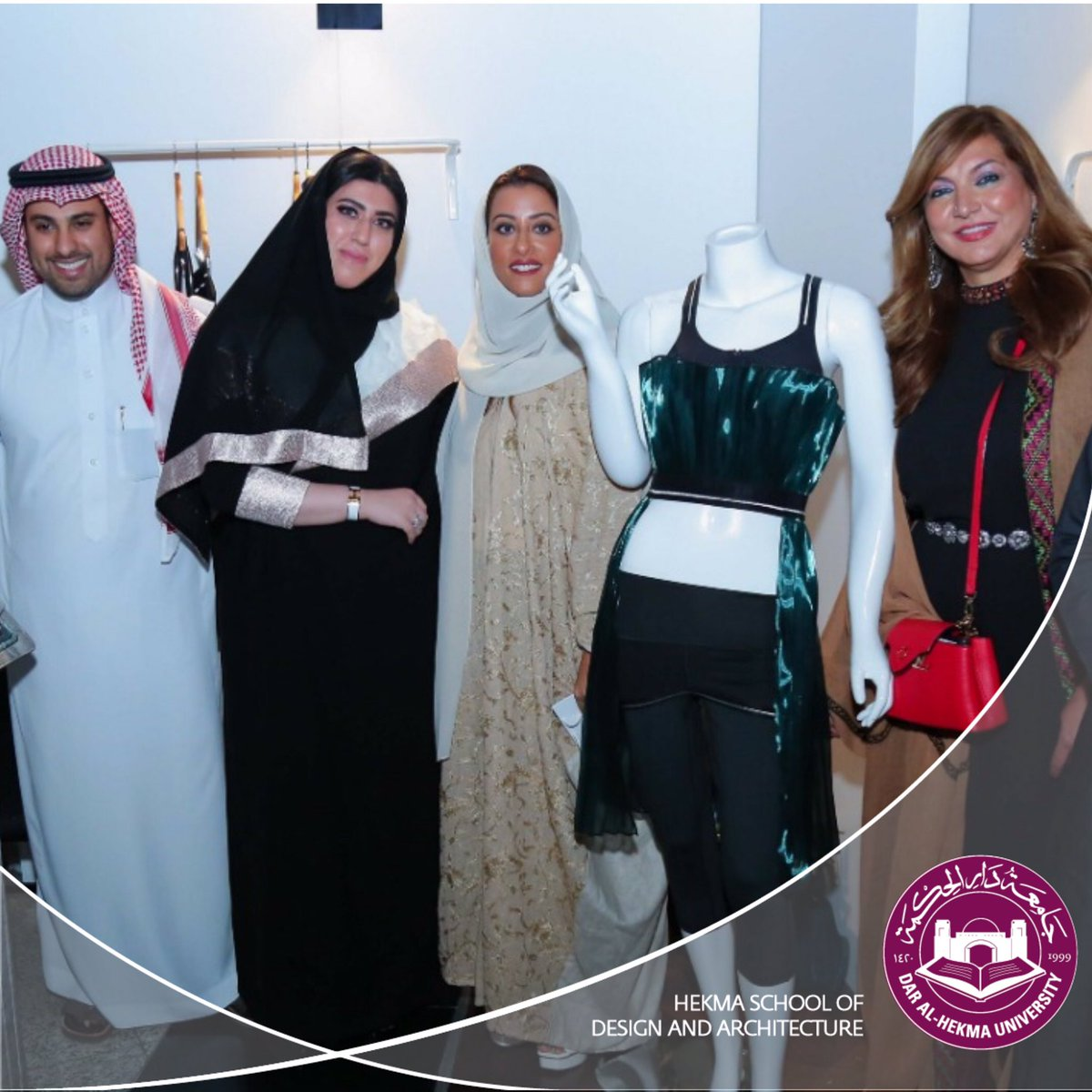 جامعة دار الحكمة On Twitter The Fashion Dept At Dar Alhekma With Lexus Under The Patronage Of H H Princess Noura Bint Faisal Al Saud The Fashion Design Dept Chaired By Dr Sana Abbasi Abdulateef Jameel